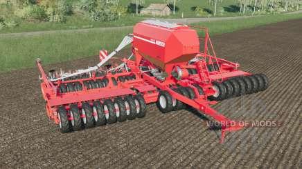 Horsch Pronto 9 DC working speed 17 km-h pour Farming Simulator 2017