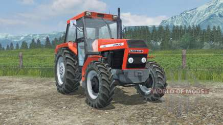 Ursus 1014 moveable axis pour Farming Simulator 2013
