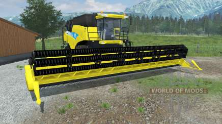 New Holland CR9090 multifruiƭ für Farming Simulator 2013