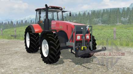 MTW-Biélorussie 3022 pour Farming Simulator 2013