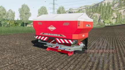 Kuhn Axis 40.2 M-EMC-W 42m spaying width für Farming Simulator 2017