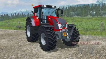 Valtra N163 twin wheels für Farming Simulator 2013