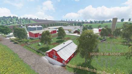 Midtown für Farming Simulator 2015