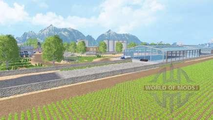Comme En Alabama für Farming Simulator 2015