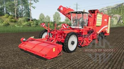 Grimme Varitron 470 capacity 48500 liters für Farming Simulator 2017