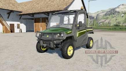 John Deere XUV865M metallic pour Farming Simulator 2017