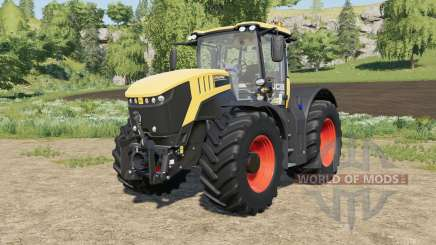 JCB tractors 25 percent more hp pour Farming Simulator 2017