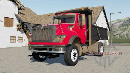 International WorkStar 4x4 pour Farming Simulator 2017