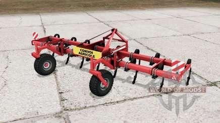 Agram Geo-Culti F pour Farming Simulator 2015