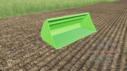 John Deere attachments set für Farming Simulator 2017