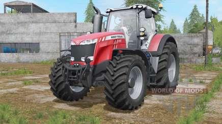Massey Ferguson 8727〡8732〡8737 für Farming Simulator 2017