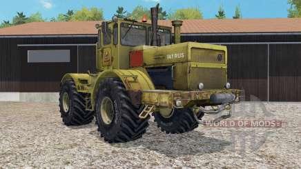 Kirovets K-700A animierte Hydraulikschläuche für Farming Simulator 2015