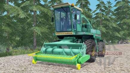 Don-680 Türkis für Farming Simulator 2015