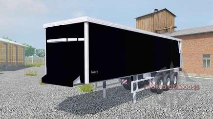 Kroger Agroliner SRB3-35 & Siga Duo für Farming Simulator 2013