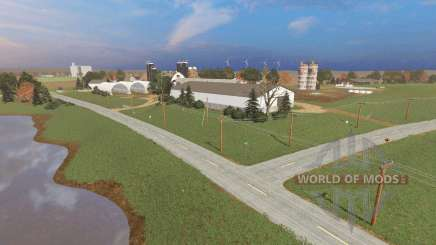 Windchaser Farms pour Farming Simulator 2015