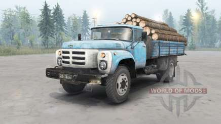 ZIL-8Э130Г 1982 pour Spin Tires