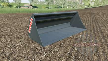 Stoll shovel 5000 liters für Farming Simulator 2017