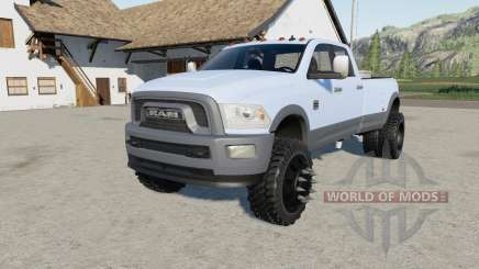 Dodge Ram 3500 multicolor pour Farming Simulator 2017