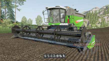 Fendt 6275 L & FreeFlow 25FT für Farming Simulator 2017
