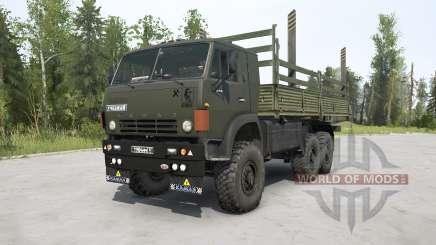 KamAZ-53202 pour MudRunner