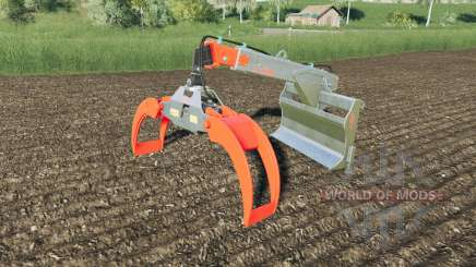 Fliegl Long Neck Combi Plus mouse controlled für Farming Simulator 2017