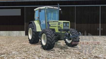 Hurlimann H-488 Turbo FL console pour Farming Simulator 2015