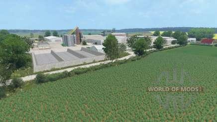Polish Agrofarm für Farming Simulator 2015