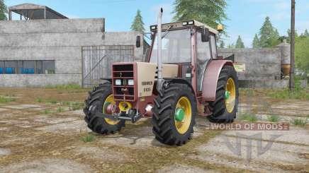 Buhrer 6105 A with additional option pour Farming Simulator 2017