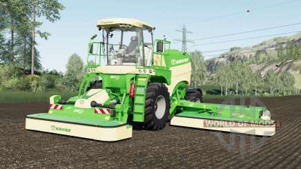 Krone BiG M 450 twenty-five percent cheaper pour Farming Simulator 2017