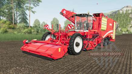 Grimme Varitron 470 Platinum capacity 20K liters für Farming Simulator 2017
