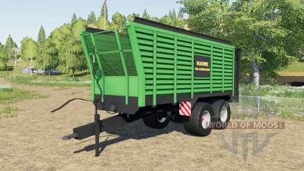 Hawe SLW 45 design selection für Farming Simulator 2017