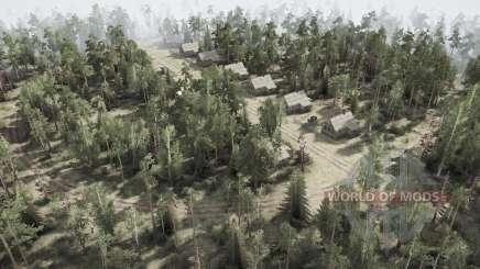 Nischni Nowgorod Wälder für MudRunner