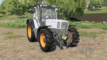 Fendt Favorit 500 Sound Edition pour Farming Simulator 2017