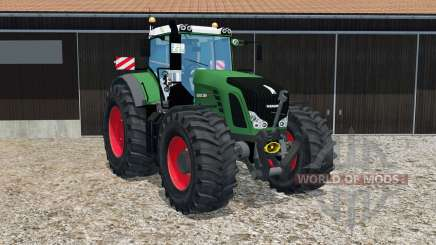 Fendt 939 Vario adjustable rear hitch pour Farming Simulator 2015