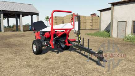 Ursus Z-586 light brilliant red pour Farming Simulator 2017