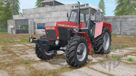 Zetor 16145 dynamické kola pour Farming Simulator 2017