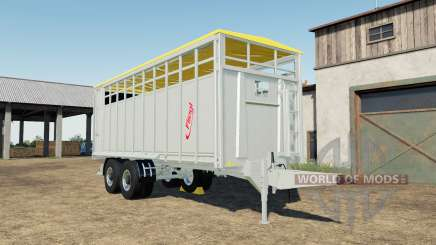 Fliegl TTW für Farming Simulator 2017