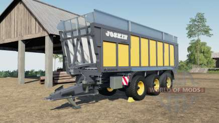 Joskin Drakkar 8600 three color options für Farming Simulator 2017