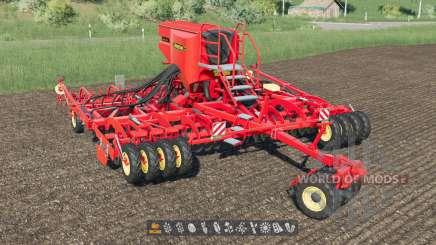 Vaderstad Rapid A 600S multifruit pour Farming Simulator 2017