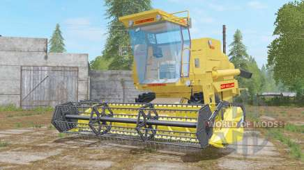 New Holland Clayson 8050 wheels options für Farming Simulator 2017