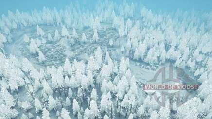 Raue Sibirien 3 für MudRunner