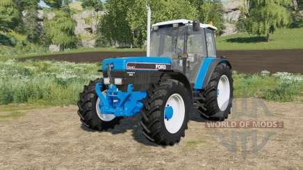 Ford 40-series pour Farming Simulator 2017