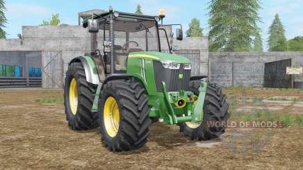 John Deere 5075M〡5085M〡5100M〡5115M pour Farming Simulator 2017