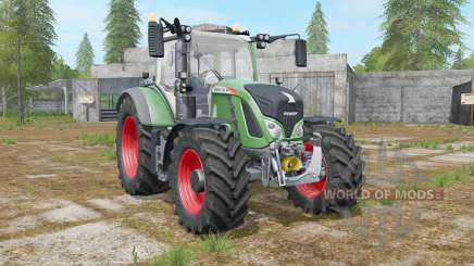 Fendt 700 Vario extra light pour Farming Simulator 2017