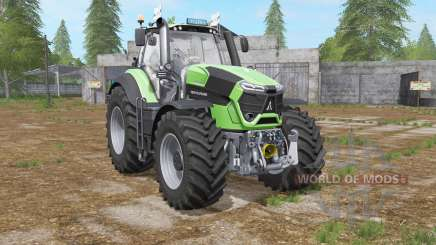 Deutz-Fahr 9-series LED beacons pour Farming Simulator 2017