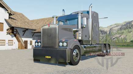 Kenworth T908 many options pour Farming Simulator 2017