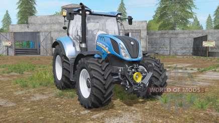 New Holland T6-series für Farming Simulator 2017