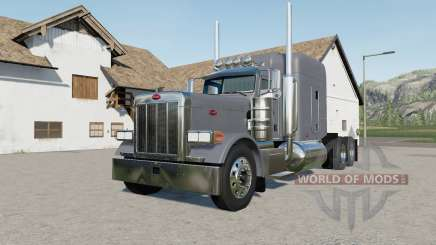 Peterbilt 379 1987 color selectable pour Farming Simulator 2017