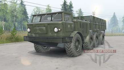Der ZIL-135LM-chassis v2.0 für Spin Tires