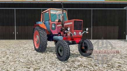 MTZ-80 Belarus beweglichen Teile für Farming Simulator 2015